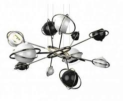 cosmo brass wire pendant light new contemporary chandelier brass steel handmade cosmo