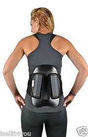 Cybertech Medical Spine Ergo Flex Premium Plus Lumbar Back