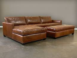 nice brown leather leathergroups com arizona leather sectional sofa with chaise top grain aniline leather