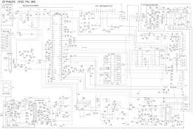 philips 29 proview telestar tl29n6p crt tv schematic philips 29 proview telestar tl29n6p crt tv schematic diagram click on schematic to zoom in electro help