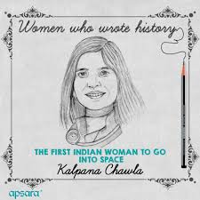 Kalpana Chawla Birth Chart Kalpana Chawla Has Been An Encouragement To Many Aspiring