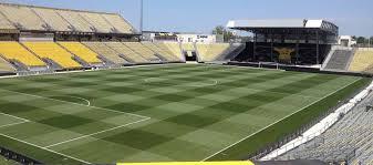 Mapfre Stadium Columbus Crew S C Football Tripper