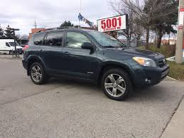 Used 2008 Toyota RAV4 SPORT,AWD,SAFETY+3YEARS WARRANTY INCLUDED ...