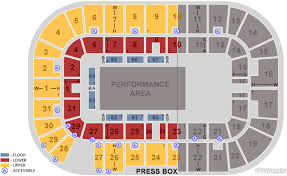 Columbus Civic Center Wwe Seating Chart Massmutual Center Springfield Tickets Schedule Seating