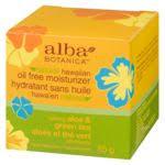 Natural <b>Hawaiian Oil Free Moisturizer</b>, Aloe & Green Tea | Real ...