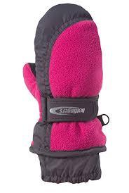 Amazon Com Hotfingers Hf2t Kids Snow Day Miten Glove Clothing