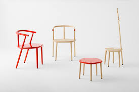 furniture series. five solid wood furniture series by claesson koivisto rune for matsuso t f
