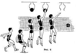 Волейбол класс Передача мяча сверху двумя руками класс Прием  Атакующей удар 9 класс волейбол