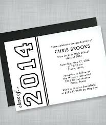 Back To School Invitation Template High School Graduation Invitation Template Download Print For Back