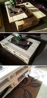 The 25 Best Pallet Furniture Ideas On Pinterest  Pallet Sofa Pallet Coffee Table Pinterest
