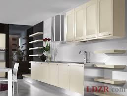 Modern White Wood Kitchen Cabinets Grey Contemporary Modern Kitchen