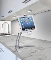 Kitchen Tablet Holder Cta Digital 2 In 1 Ipad Kitchen Mount Best Tablet Stands