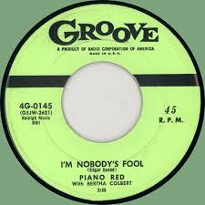 popsike.com - PIANO RED (w/ Bertha Colbert) I'm Nobody's Fool ...