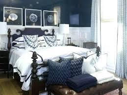 Marvelous Navy Blue Bedroom Ideas And Bedrooms Dark White ...