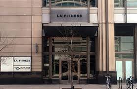 la fitness chicago streeterville signature in chicago il health clubs and gyms location hours open web address