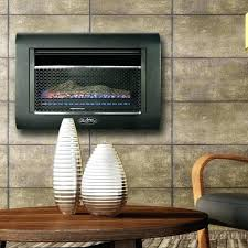 ventless lp heater check out this new wall gas fireplace from forge heater vent free heaters