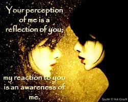 Pildiotsingu your perception of me is a reflection of you tulemus