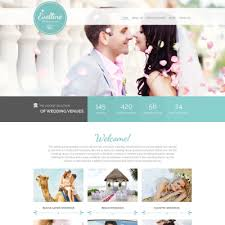 Wedding Website Templates Magnificent 28 Best Wedding Website Templates