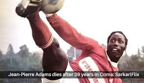 French Paris Saint-Germain F.C footballer Jean-Pierre Adams dies after 39  years in Coma