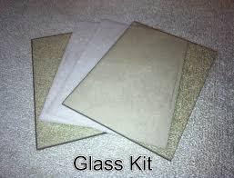 silent flame glass kit