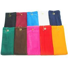 trifold golf towels