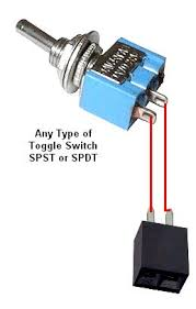 double pole single throw rocker switch wiring diagram wiring single pole throw switch wiring nilza