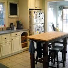 Counter High Tisch Frühstück Tisch Und Stühle Hoher Tisch Aus Holz