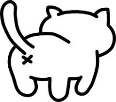 Neko Atsume Template Paper Crafting Neko Atsume Neko Cat Neko