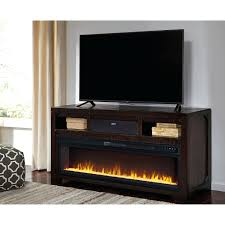 tv stand w fireplace insert speaker signature design by ashley rogness large tv stand w fireplace insert speaker 45 tv stand electric fireplace costco