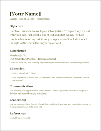 Best Modern Clean Resume Design 45 Free Modern Resume Cv Templates Minimalist Simple