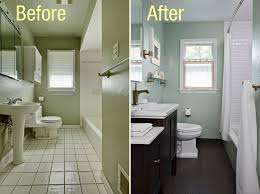 Home Design  Bathroom Makeovers On A Tight Budget Exaple Of How - Bathroom makeover