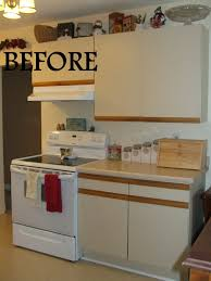 Painting Laminate Cabinets Can U Paint Laminate Kitchen Cabinets Monsterlune
