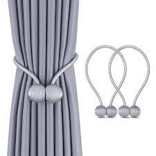 <b>New Pearl Magnetic</b> Ball Curtain Simple Tie Rope Backs Holdbacks ...