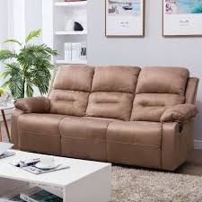 triple seated home office area. perfect homes by flipkart wayne triple seater fabric recliner seated home office area l
