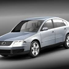 Volkswagen Passat 2001 3D Model $49 - .max .3ds - Free3D