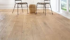 wide plank light oak engineered flooring