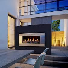 fireplace inserts gas with modern style