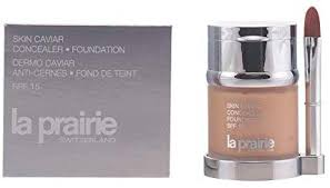 <b>La Prairie</b> Skin Caviar Concealer Foundation SPF 15, <b>Honey Beige</b> ...