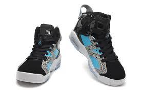 jordan shoes for girls black and blue. air jordan retro 6 girls black blue white leopard print online-1 shoes for and r