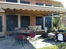 how much do sunsetter awnings cost