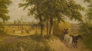 Video Landbouwmuseum Krijgt Bijzonder Landschapsbehang Omrop Fryslân