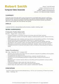 Retail Sales Associate Resume Template Cashier Ecosolidario Co