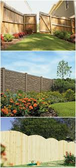 Give your home a fall makeover with a new fence. Enjoy the cool weather  outside