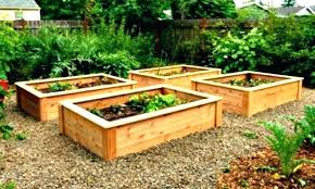 raised vegetable garden nickspiel how to make
