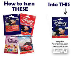 Gift cards do not expire and are not subject to dormancy or other fees. Disney Gift Cards Register Track And Combine All In One Place Pixie Pointers