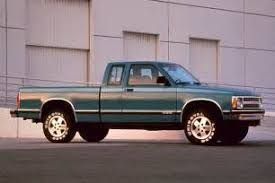 similiar 1985 s10 truck 4x4 keywords 1990 93 chevrolet s 10 pickup consumer guide auto