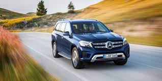 Синий кавансит металлик, 2020 г.в. Quick Facts To Know 2019 Mercedes Benz Gls Suv Trucks Com