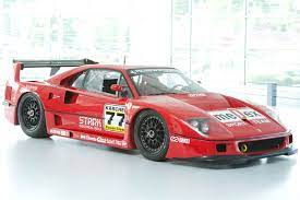 The car was a celebration of the marque and the man seeking to safely provide owners with a race car for the street. Fia Championship Winning Ferrari F40 Gte Up For Sale