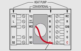 rheem heat pump thermostat wiring diagram goodman gas furnace thermostat wiring diagram new honeywell instructions diy house help