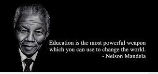 Nelson Mandela Education Quote Awesome Nelson Mandela Quote On Education Quotes About Education